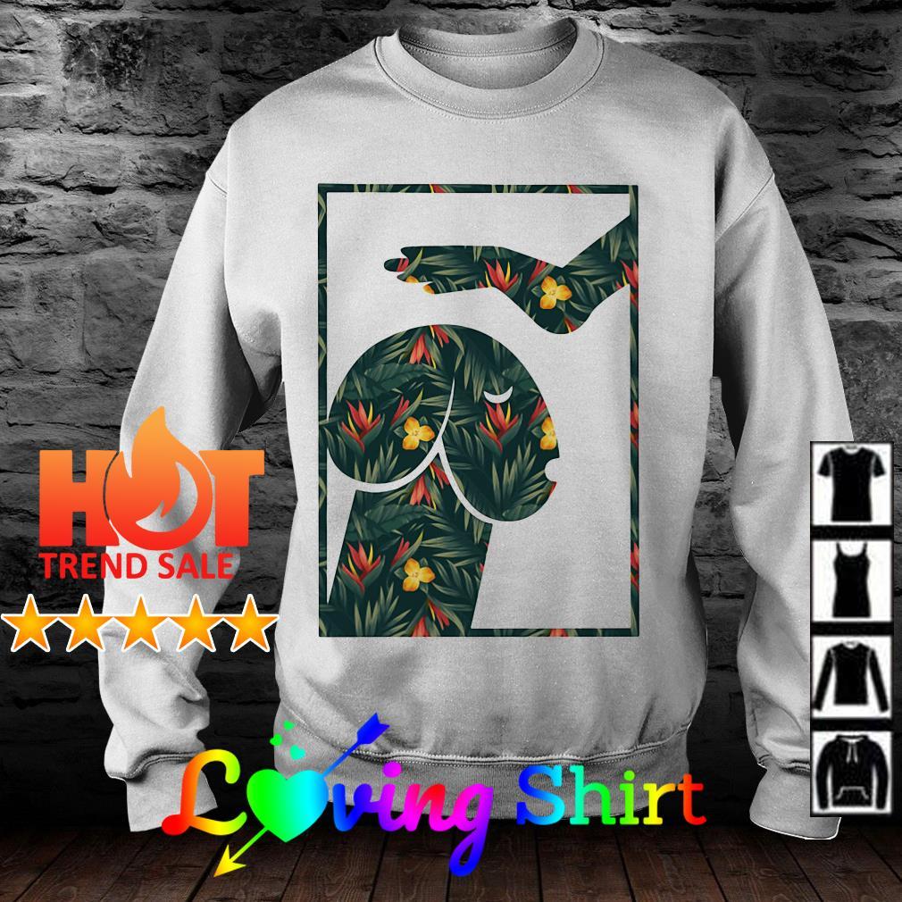 Flower Dickhead Dog Noma Bar shirt