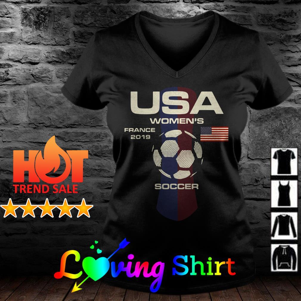 USA women's prence 2019 soccer shirt