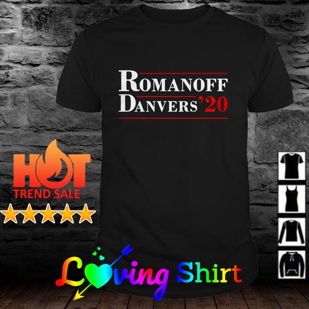 Romanoff Danvers 20 shirt