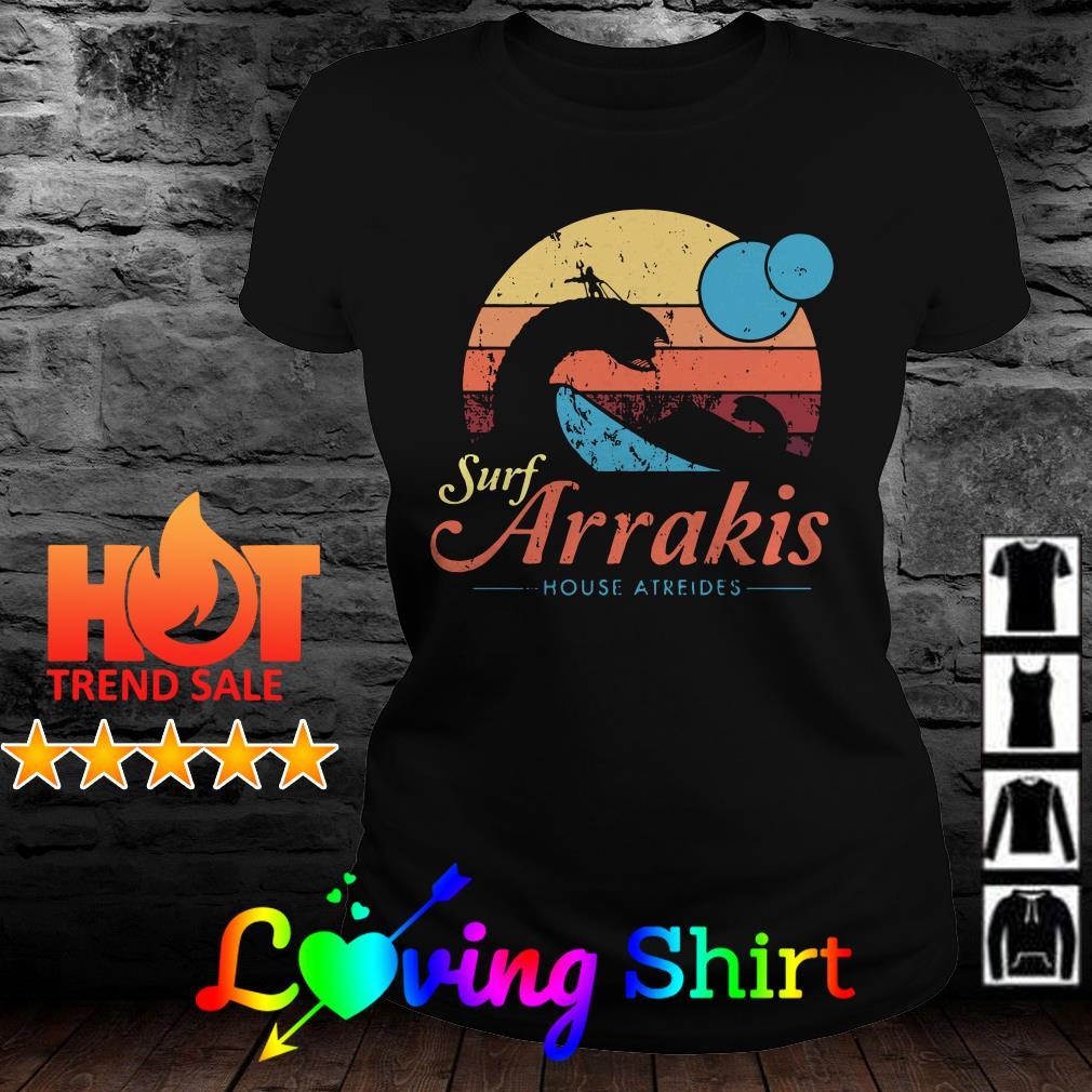 Surf Arrakis House Atreides Vintage shirt