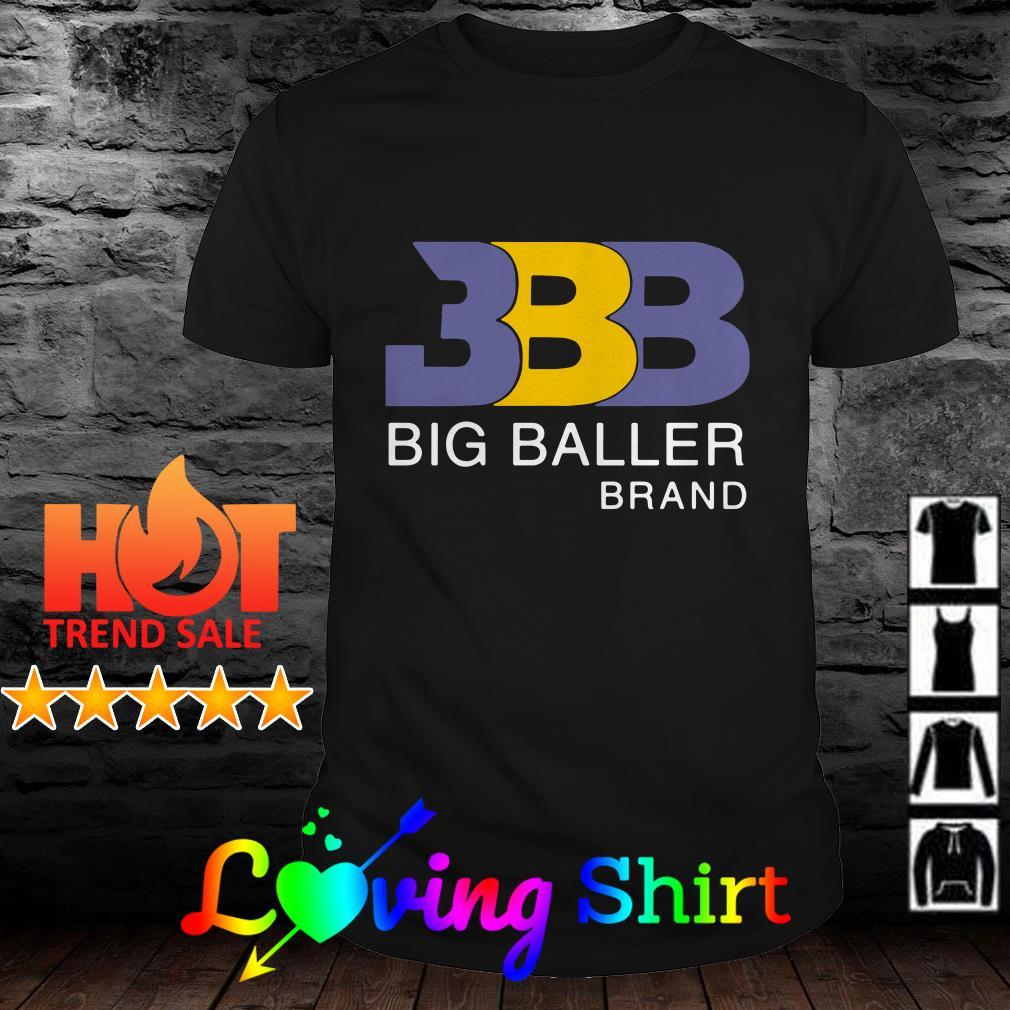 BBB Bing baller brand shirt