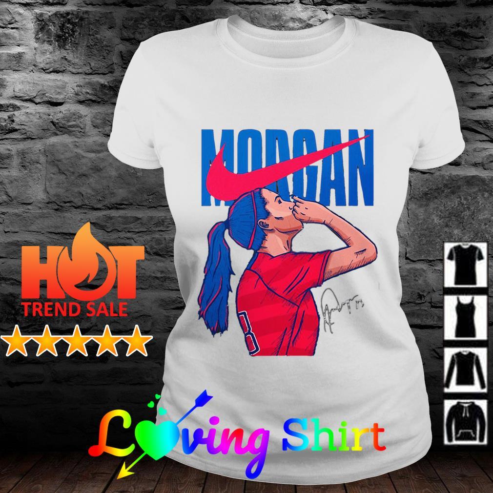 Morgan Women's World cup 2019 Champions shirt