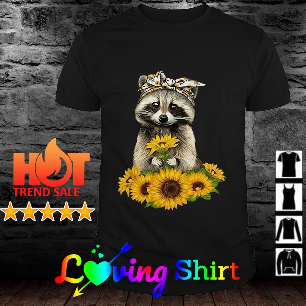 Fox and sunflower Shirt