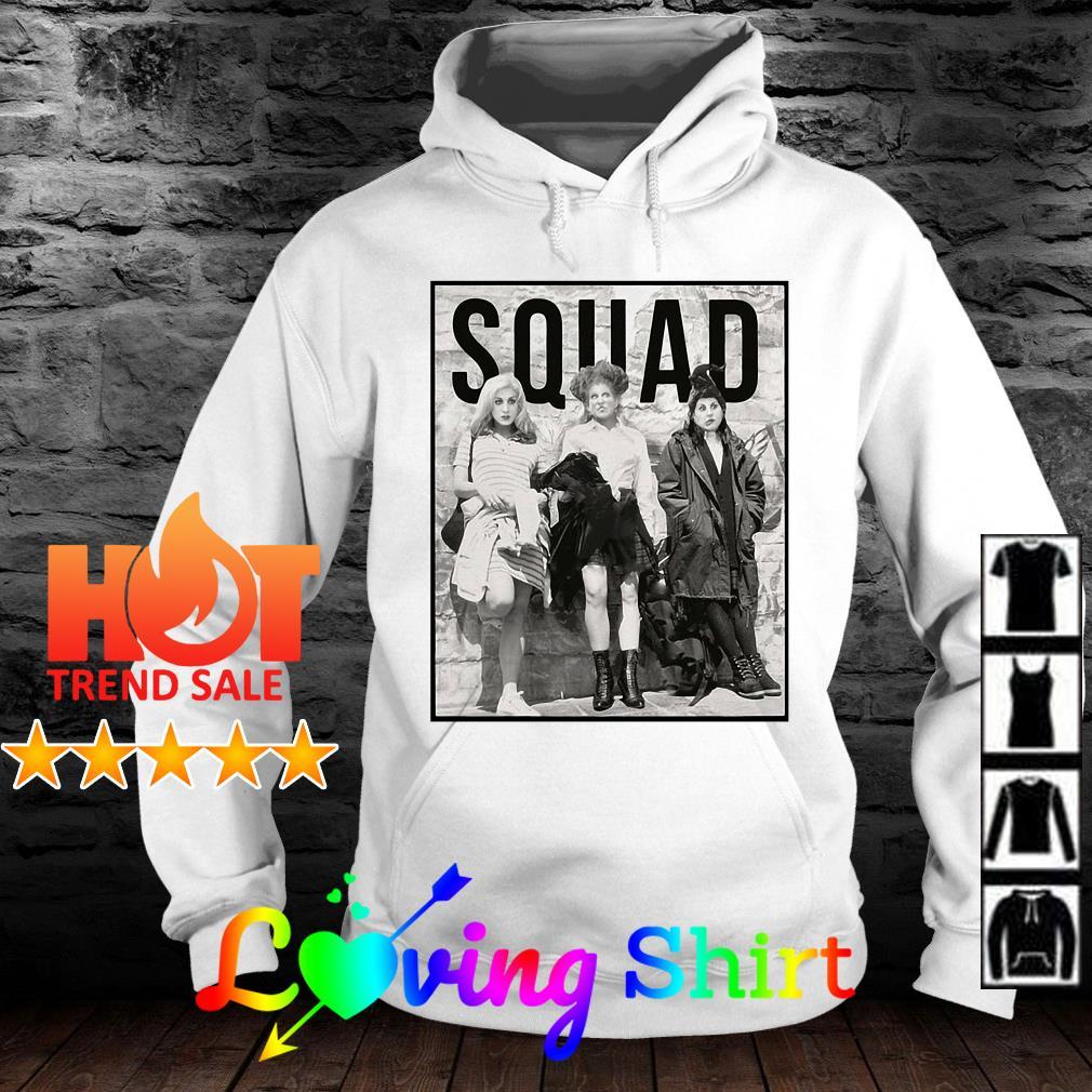 Hocus Pocus Squad Halloween shirt