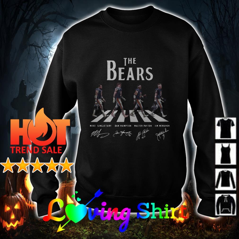 Abbey Road the bears signature shirt