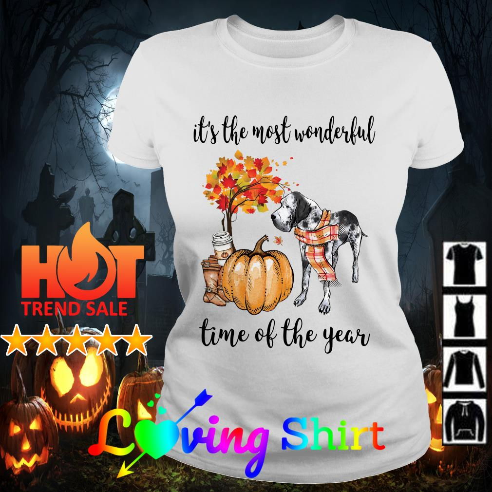 Dalmatians it's the most wonderful time of the year shirt