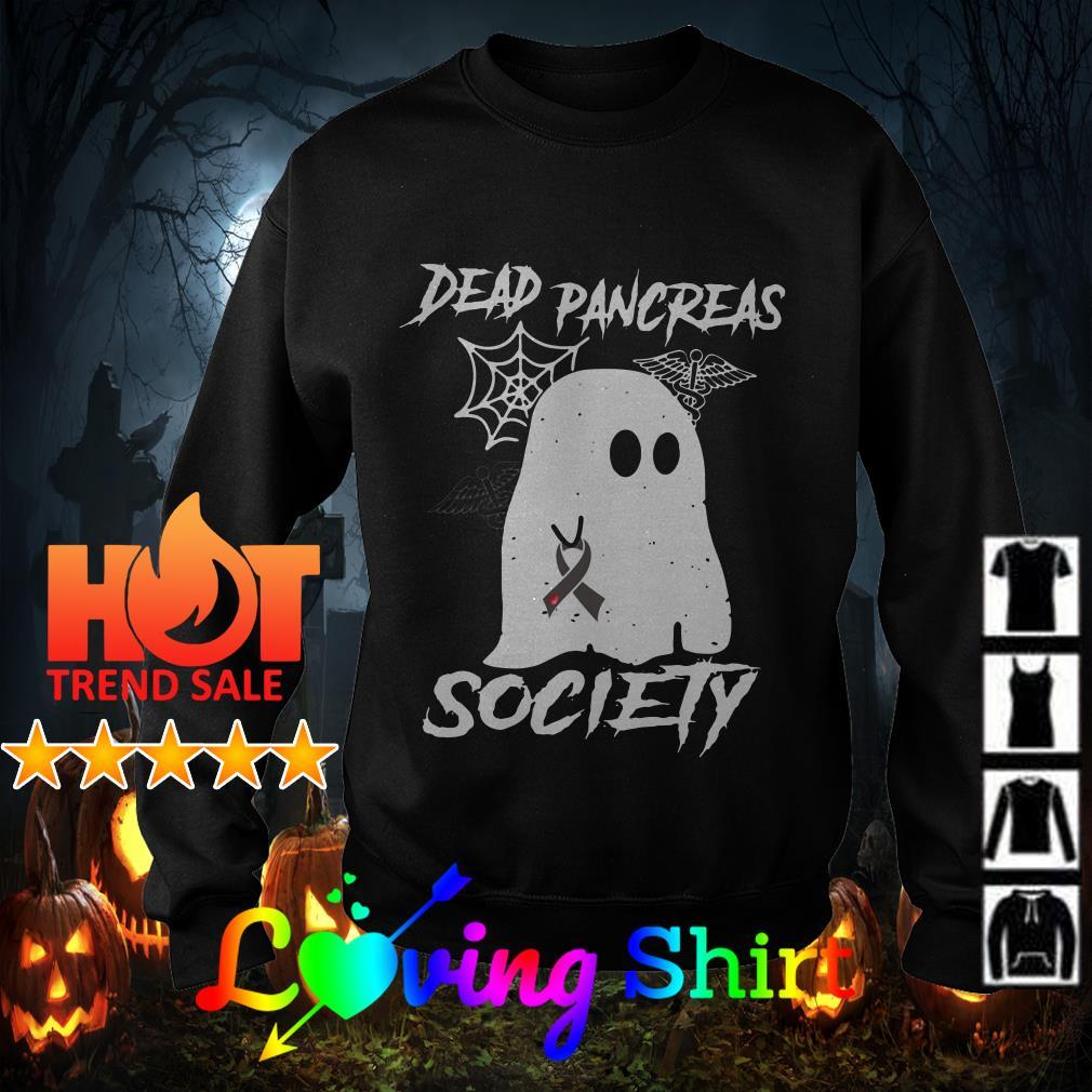 Ghost dead pancreas society shirt