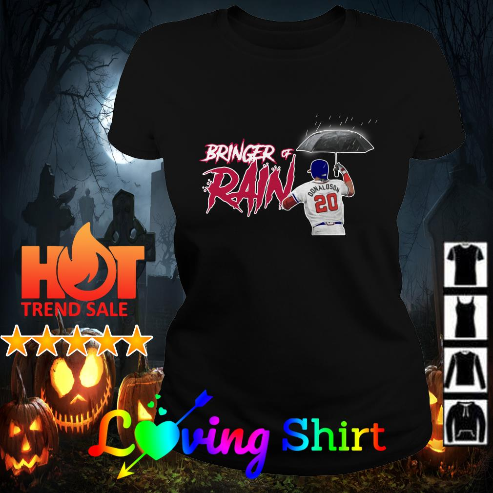 Josh Donaldson bringer of rain shirt