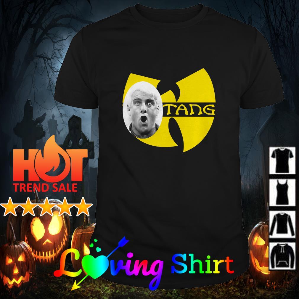 RIC Flair Wu Tang shirt