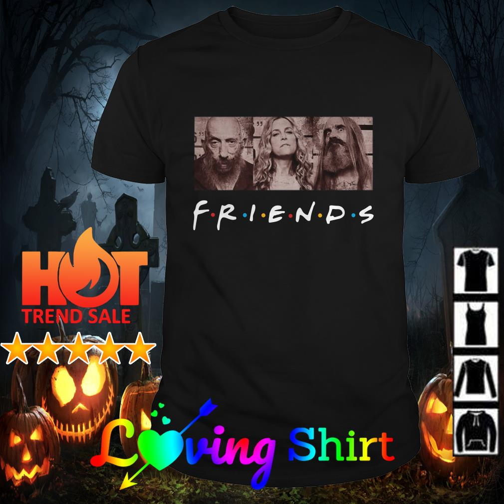 Rob Zombie Says 3 From Hell friend shirt