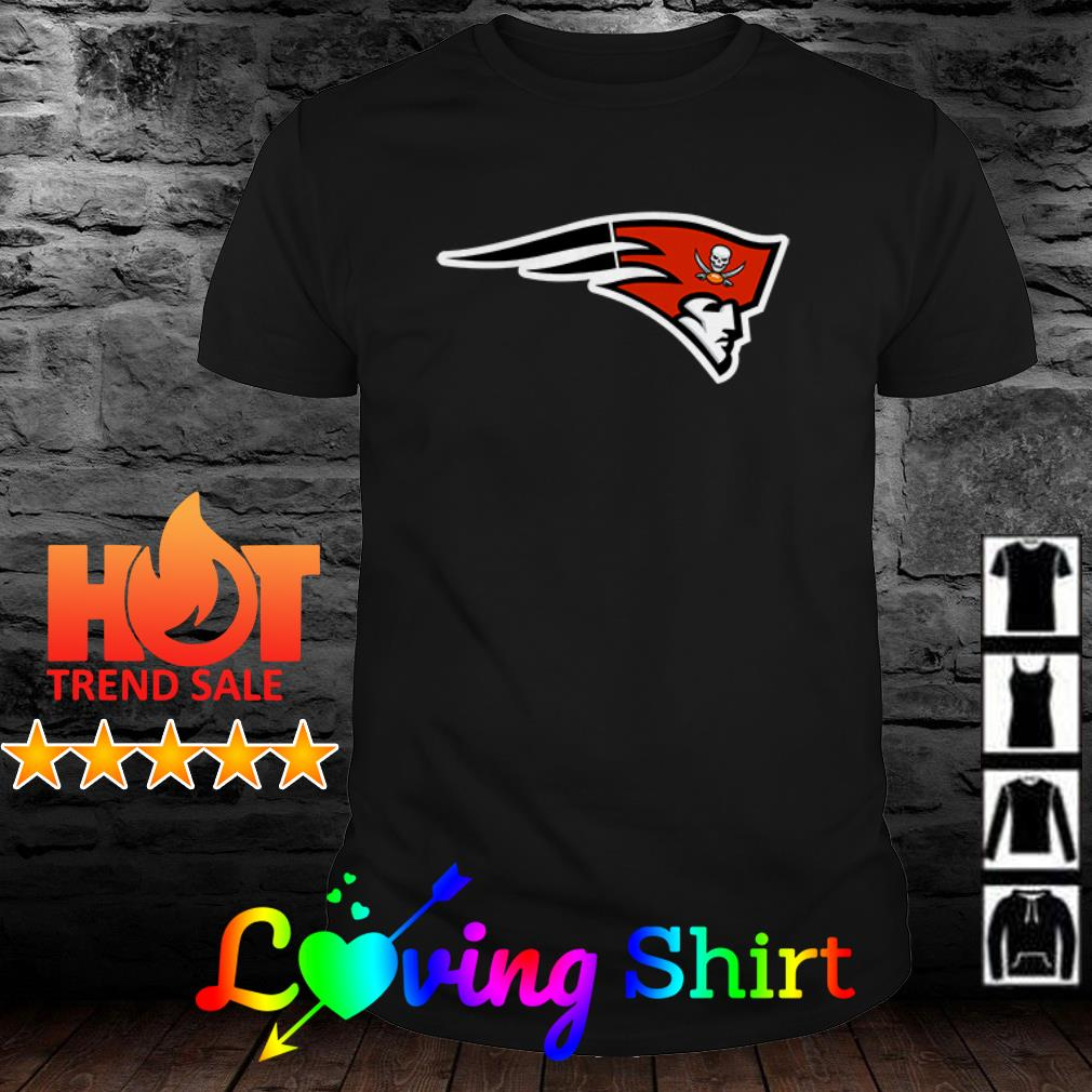 Tampa Bay Buccaneers New England Patriots release new logo shirt