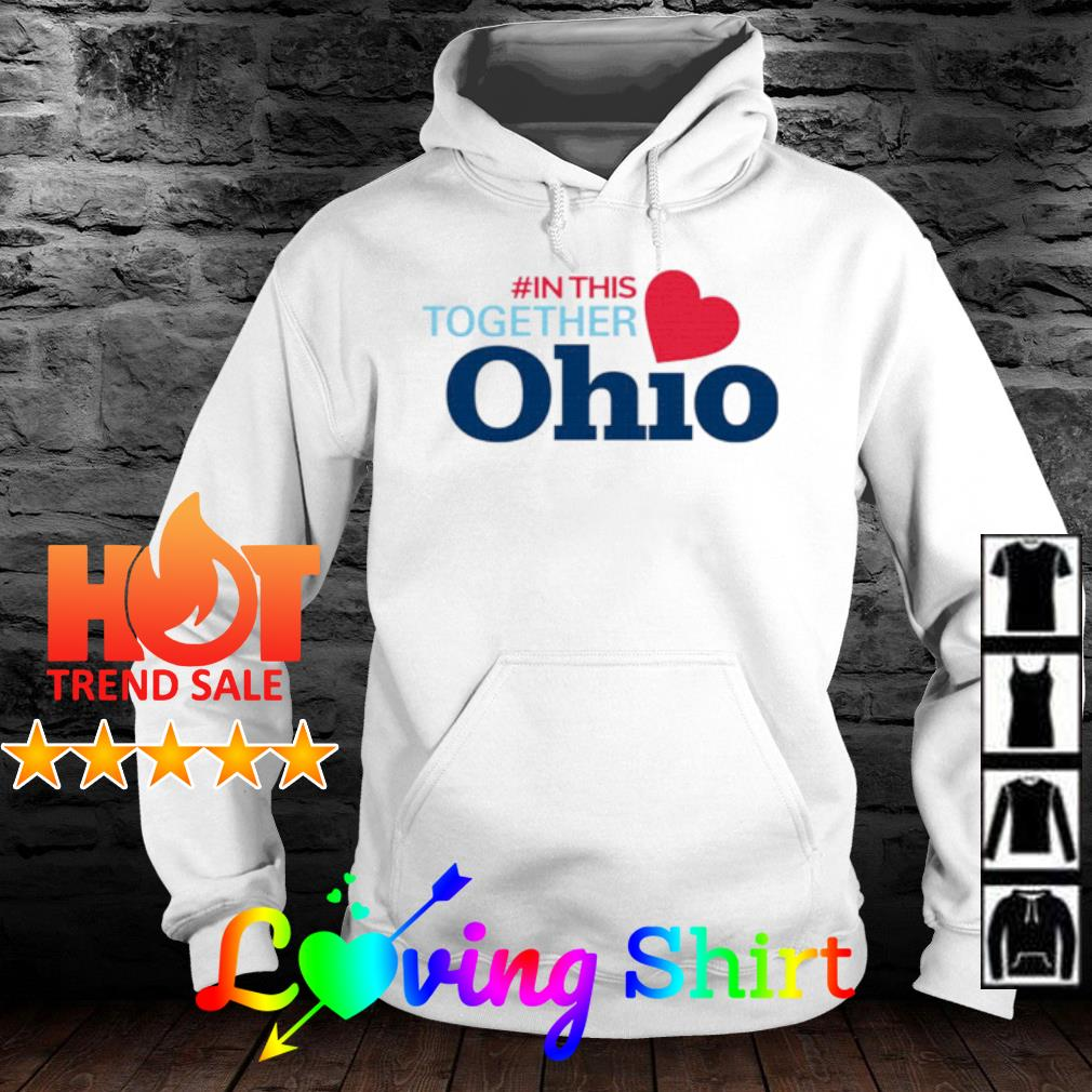 #In This Together Ohio s hoodie