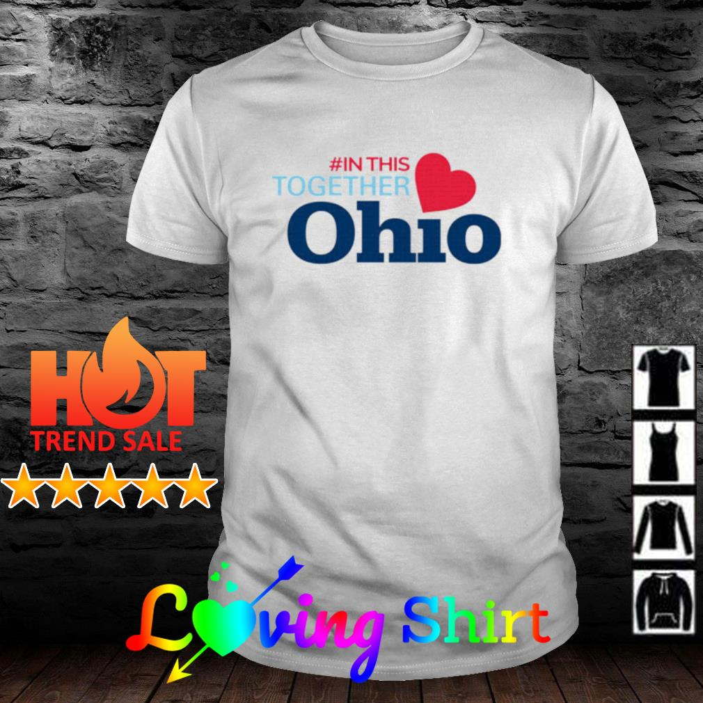 #In This Together Ohio shirt