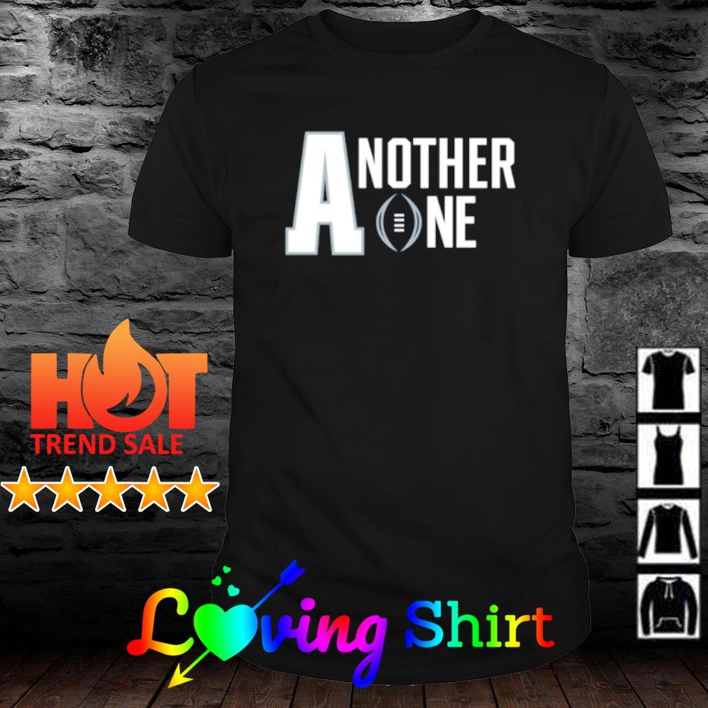 Alabama ANOTHER ONE shirt